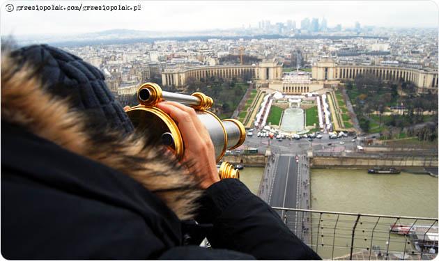 Grzesio Polak jako ruski szpieg w Paryżu