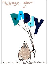 Karteczka dla taty
