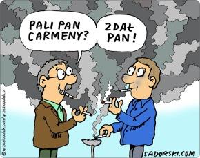 Egzamin z palenia