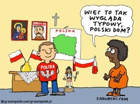 Polski dom na emigracji
