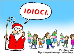 Odsłona 50 - Zestaw Święty Mikołaj - zrób się sam!