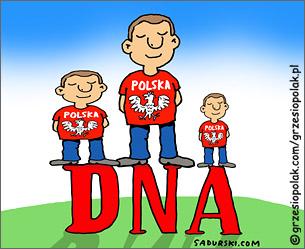 Odsłona 5 - Geny, geny... - Część I