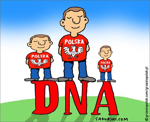 Polskie DNA zawsze górą!