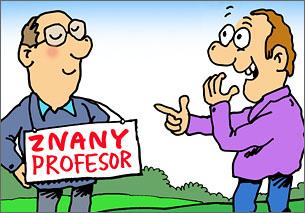 Odsłona 67 - Profesorze! Profesorze!
