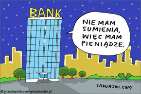 Sumienie bankiera
