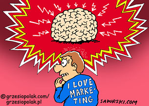 Marketingowe pranie mózgu