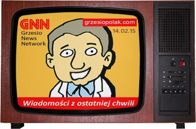 Wiadomości ze strony GrzesioPolak.com