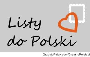 Listy do Polski