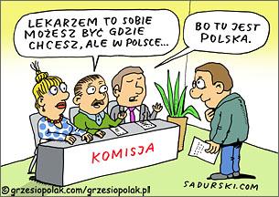 Listy do Polski 3 - Ministerialne zasieki przeciwlekarskie