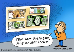 Różne oblicza pieniądza