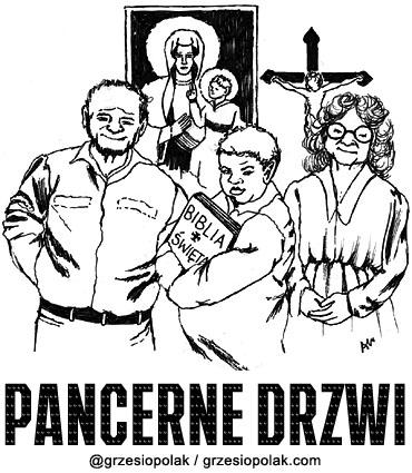 Pancerne drzwi
