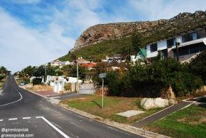 Schludna, przyjemna dzielnica na Przylądku Kapsztadzkim