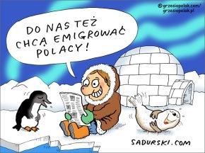Emigracja na Arktykę