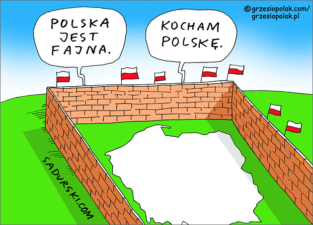 Kocham Polskę!