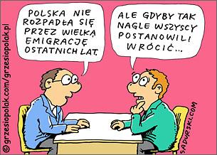 Listy do Polski 12 - Rządowa akcja NAZAD