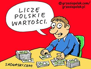Podsumowanie polskich wartości