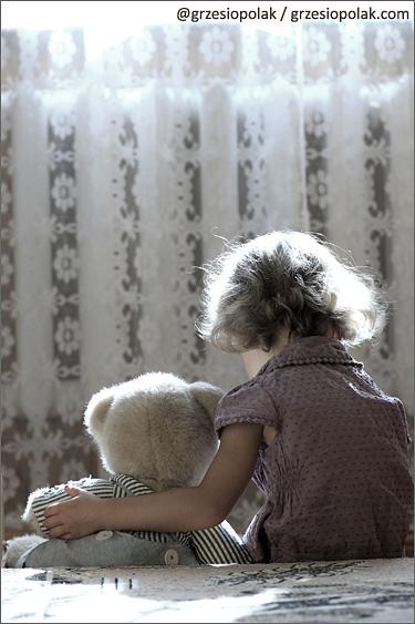 Samotność molestowanego dziecka