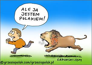 Listy do Polski 17 - Drewniane żyrafy i kapryśne lwy