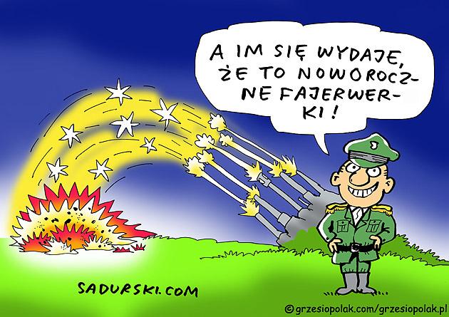 Fajerwerki wojny