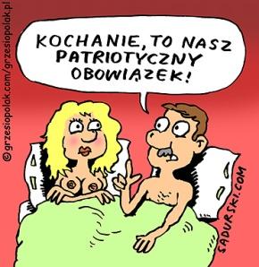 Patriotyczna kopulacja