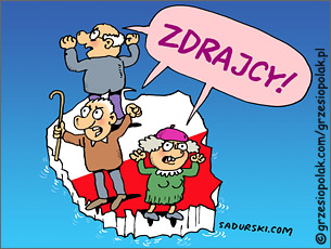 Listy do Polski 21 - Polish brand