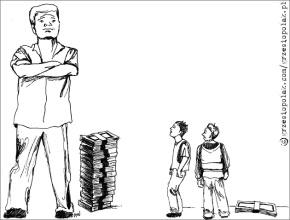 Klasa średnia i biedota