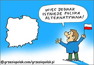 Listy do Polski 28 - Moja Polska alternatywna