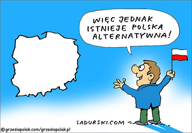 Polska alternatywna