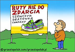 Odsłona 82 - Niesforne buciki