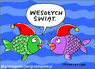 Listy do Polski 29 - Wesołych świąt Polsko