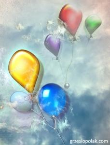 Bajkowe baloniki