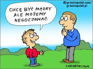 Odsłona 93 - Kiedy nie można powiedzieć Dość! - Część I