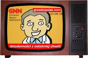 Wiadomości ze strony GrzesioPolak.com. Wydanie 2  - 10 sierpień 2018